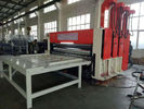 China Semi Automatic Feed Printer Slotter Die Cutter Machine Metal Material company