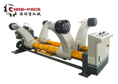 China 1800mm Hydraulic Mill Roll Stand For 3 Ply Corrugated Cardboard Production Line factory