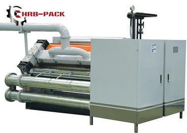 Heating Exchange Single Facer For Corrugated Cardboard Production Line