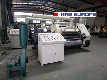 China WJ-100-1800 Two Ply Corrugated Cardboard Production Line / Making Machine factory