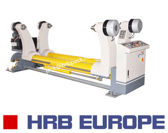 China Fully Corrugated Carton Machine Production Line HRB-250-2200 05 Ply High Speed factory