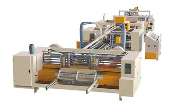 High Precision Fully Automatic Carton Stitching Machine High Speed 60kw Power