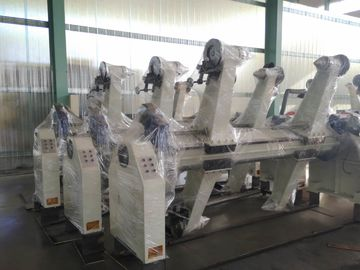manual semi automatic 2 ply Single Corrugated Paper Production Line