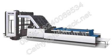 China Fully Automatic 3ply Flute Laminator Machine , Industrial Laminating Machine factory