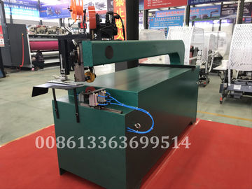 Horizontal Corrugated Carton Stitching Machine For Big Size Carton CE Approved