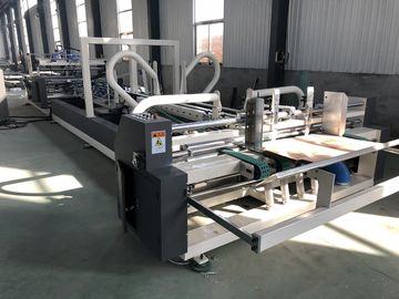 China Carton Box Automatic Folder Gluer Machine For Different Size factory