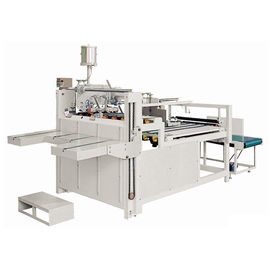 [HRB-ZXJ2800]Semi automatic corrugated box folder gluer machine