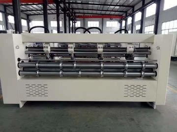 China High Speed Thin Blade Slitter Scorer Machine Electric Adjusted Lifting Type factory
