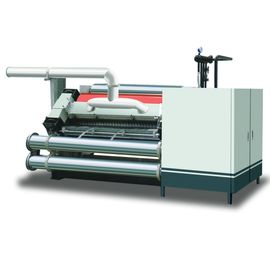 China SF-280A Fingerless Type Single Facer Machine For Carton Box Corrugated factory