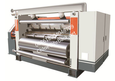 Single Facer Corrugated Machine Corrugated Roller Machine New Condition