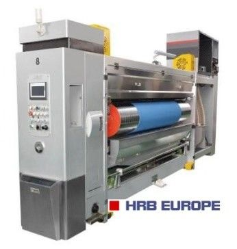 Vacuum Transport 04 Color Printing Slotting And Die - Cutting Machine HRB-920 1224 1228